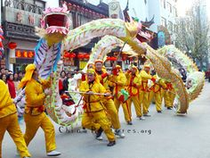 Chinese New Year in China