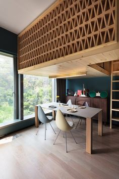 Mini Treehouse Residence, habitation de 34 m2 à Hong Kong par NCDA - Journal du Design