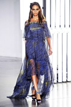 Rodarte Spring 2012 RTW - Review - Fashion Week - Runway, Fashion Shows and Collections - Vogue