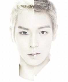 B.A.P's Himchan is the long lost twin of Big Bang's T.O.P?