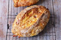 Bacon and cheddar loaves recipe