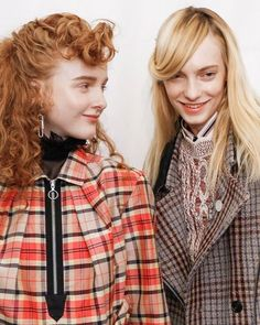 Go back to the '80 hair trend fall / winter 2016 - Fashionchick