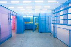 Do Ho Suh, Apartment A, Corridors and Staircases, 348 West 22nd Street, New York, NY 10011, 2011-2012