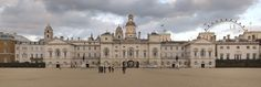 Horse Guards, London.