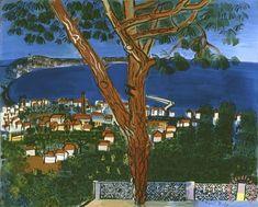 Golfe Juan by Raoul Dufy San Antonio, Period Color, Raoul Dufy, Grand Palais, Scenic Design, Henri Matisse, France, Impressionist, Online Art