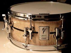Sonor Benny Greb Snare Drum by bearpa, via Flickr