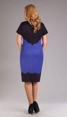 """платье - Джерза-1181 - белорусский интернет магазин """"Анабель""""."""