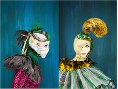 madame peripetie-birds series-2