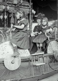 Luna Park, Paris, 1910