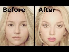 Hi, my name is Aly and this video will show you 8 tips and tricks on how to make your eyes huge, big, wide opened, round, but light, nude, no-make up look. A...