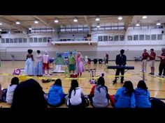 Our Middle School team's World Finals performance - 2013 Michigan State University