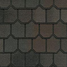 Best 9 Best Gaf Grand Slate Ii Shingles Images Roofing 400 x 300