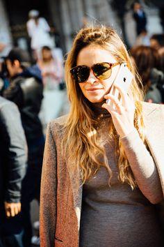 Street Style Paris Fashion Week, septiembre de 2016 © Icíar J. Carrasco