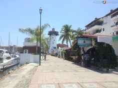 La Marina Puerto Vallarta, Street View, Beaches, Pictures