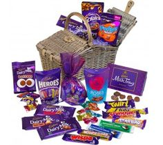 Cadbury Luxury Chocolate Basket
