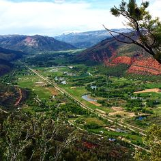 The Animas Valley, Colorado