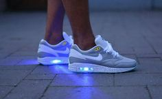 Nike Air Max 1 ID Marty Mcfly