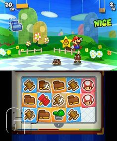 paper mario sticker star 3ds | Обзор игры Paper Mario: Sticker Star. Волшебство…