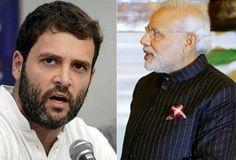 Rahul Gandhi એ વડાપ્રધાન મોદીના સુટના રેકોર્ડ પર સાધ્યુ નિશાન