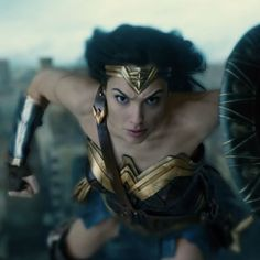 Gal Gadot displays power and unity in new 'Wonder Woman' movie spots