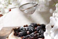 Rýchla maková bublanina bez múky vylepšená ríbezľami - Zdravé pečenie Markova, Agar, Pie, Fruit, Food, Basket, Torte, Cake, Fruit Cakes