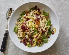 This Wacky Fried Rice Is Soon Gonna Be a New Staple | Bon Appetit
