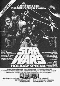 The Star Wars Holiday Special November 17 @ 8:00PM 36 year anniversary  Happy Life Day!!!!
