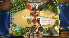 Hearthstone Try to win