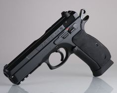 CZ 75 SP-01 | Best Handguns You Will Ever Need | https://guncarrier.com/best-handguns/