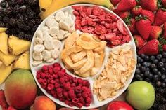 The Inca empire contributed freeze dried foods. The Inca's used the high altitudes and temperatures of the Andes mountains to their advantage and freeze dried many things including potatoes and meat.