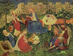medieval garden