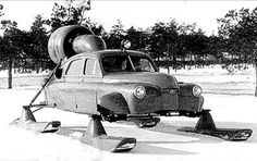 The Soviet Sever-2 (North-2) It was designed by the Soviet GAZ car factory in 1959,
