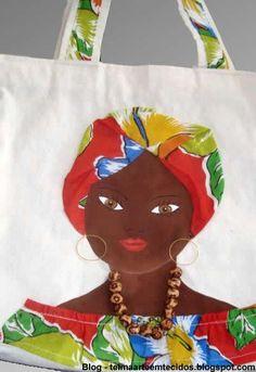 25/08/2009 - Telma arte em tecidos   Bolsas de tecido   Bordado Pedrarias   Pintura em tecido