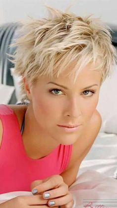 Image result for who is krissa fowles Coupe de cheveux