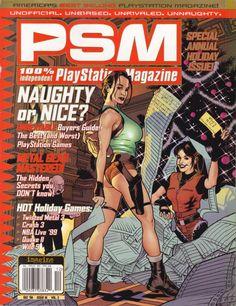 Playstation Magazine December 1998