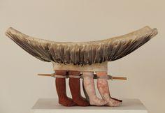voetje voor voetje, ria van krieken Saatchi Online, Original Paintings, Original Art, Paper Bowls, Mixed Media Sculpture, Artwork Online, The Good Place, Saatchi Art, Pottery