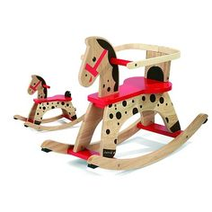 Zebra rocking horse kid products pinterest rocking horses horse and toy - Cheval a bascule caramel ...