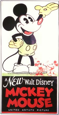 Mickey Mouse - 1932