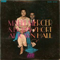 Images for Mabel Mercer & Bobby Short - Mabel Mercer & Bobby Short At Town Hall