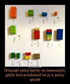 Dzieciaki mniej bałyby się matematyki, gdyby ktoś przedstawił im ją w prosty sposób