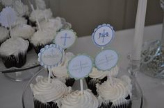 Document Sharing Portal for Professionals & Students Christening Cupcakes, Christening Party, Baby Baptism, Baptism Party, Baptism Ideas, Dedication Ideas, Baby Dedication, Brunch Decor, Childrens Party