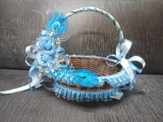 Decorative Basket - Fancy Basket, Decorative Baskets and Designer Basket Supplier & Distributor from New Delhi, India