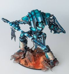 Warhammer 40k | Imperial Knights | Imperial Knight Lancer #warhammer #40k #40000…