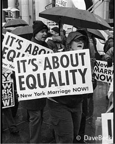 Gay rights have been a huge discussion lately. In our country we have many rights and liberties that no one can take away from us. People are in an uproar because gun control is possibly going to increase. People are upset because of high taxes. The one thing you would think wouldn't be a problem in this day in age is Civil rights, but you would be wrong.Gay men and woman cannot get married in the majority of our so-called free country.