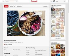 Pinterest Partners with Brands to Add Information to Pins | Mashable