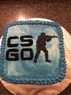 Counter Strike cake