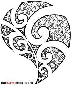 maori tatoo pattern