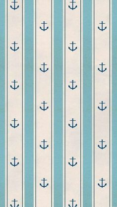 Sailor Sail Away Pattern - Tap to see more Lovely Abstract Apple iPhone Plus HD wallpapers, backgrounds, fondos. Anchor Wallpaper, Nautical Wallpaper, Iphone 5 Wallpaper, Cool Wallpaper, Pattern Wallpaper, Wallpaper Backgrounds, Wallpaper Ideas, Trendy Wallpaper, Iphone Backgrounds