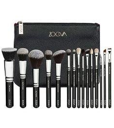 Zoeva - Complete set - 15 brosses + Clutch (large) > brosses > brosses sets 105€