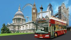 #London - The city of dream.  Get Free entry to 60+ top attractions with London-Pass.